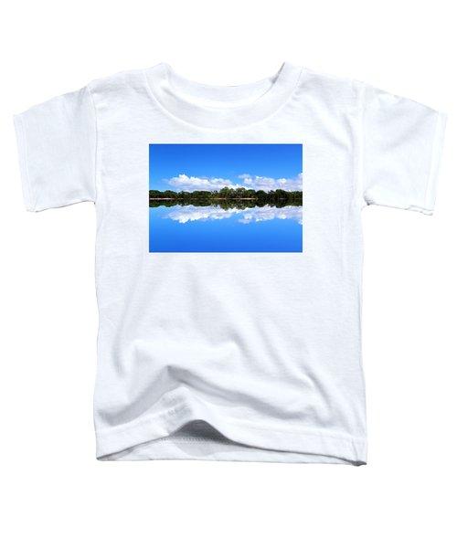 Reflective Lake Patricia Toddler T-Shirt