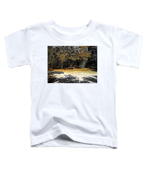 Resting Reflections Toddler T-Shirt