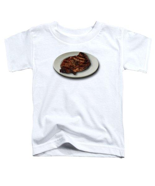 Ribeye Plate Toddler T-Shirt
