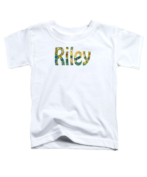 Riley Toddler T-Shirt