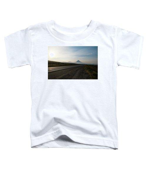 Road Through The Rockies Toddler T-Shirt