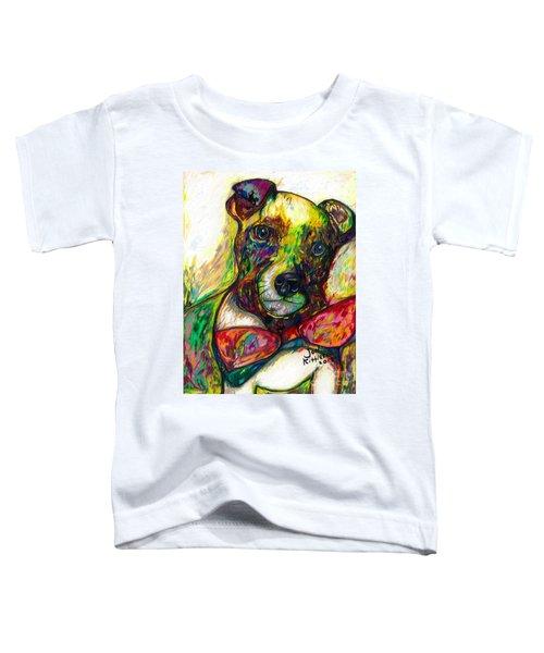 Rocket The Dog Toddler T-Shirt