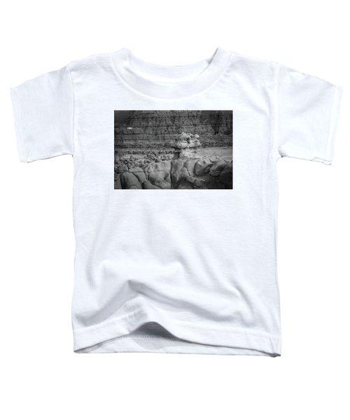 Rocky Desert Formation Toddler T-Shirt