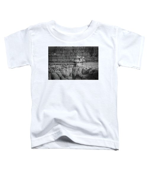 Rocky Desert Formation Toddler T-Shirt