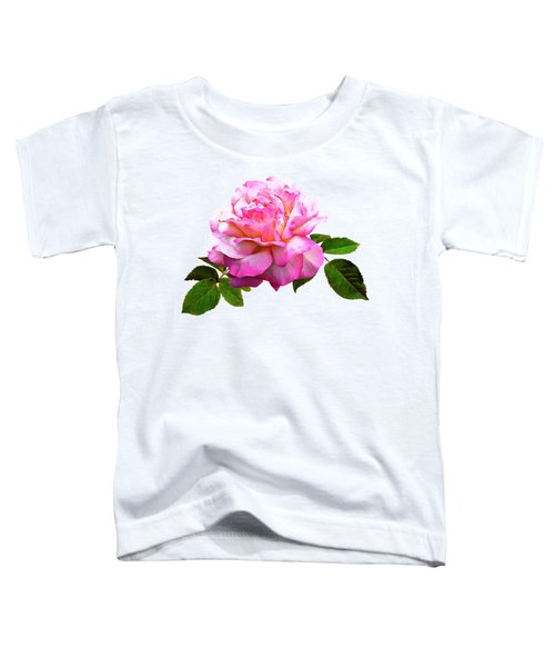Rose Chicago Peace Toddler T-Shirt