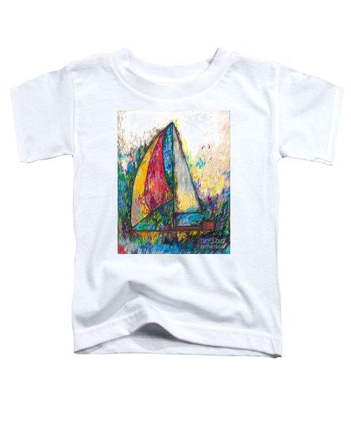 Rough Sailing Toddler T-Shirt