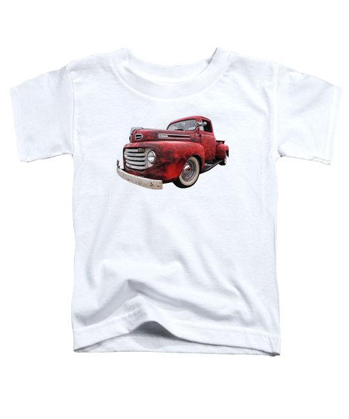 Rusty Jewel - 1948 Ford Toddler T-Shirt