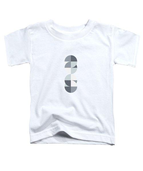 Scandinavian Design No 58 Toddler T-Shirt