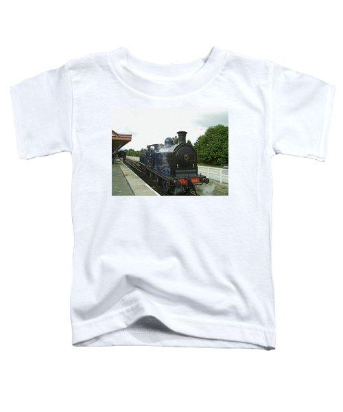 Scotland. Aviemore. Strathspey Railway. Toddler T-Shirt