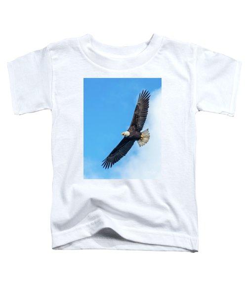 Screaming Eagle #2 Toddler T-Shirt