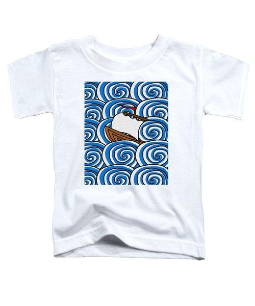 Sea Voyage Toddler T-Shirt
