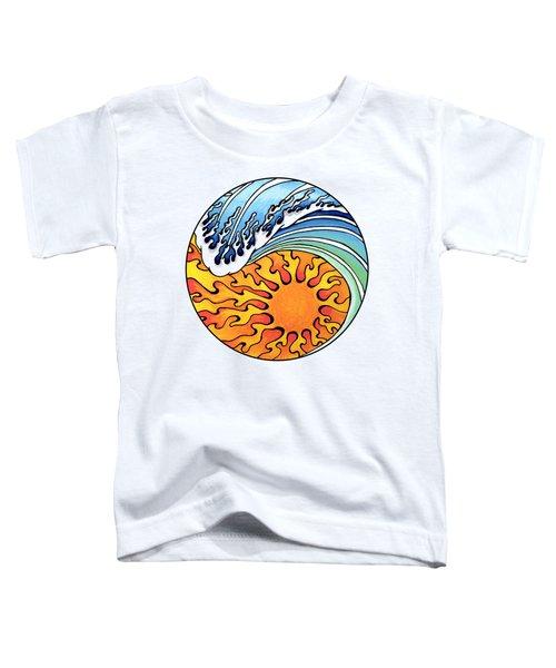 Seeking Balance Toddler T-Shirt