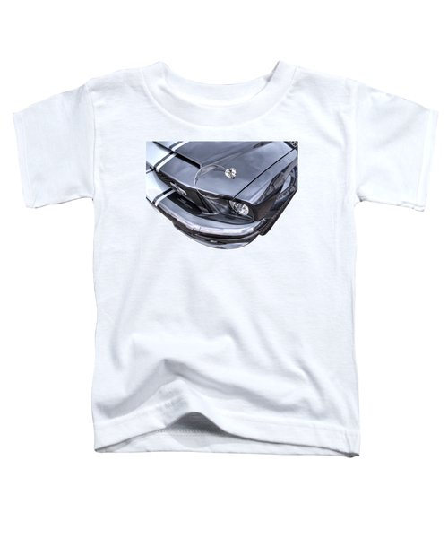 Shelby Super Snake At The Ace Cafe London Toddler T-Shirt