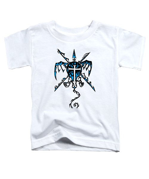 Shield Wing And Spears Toddler T-Shirt