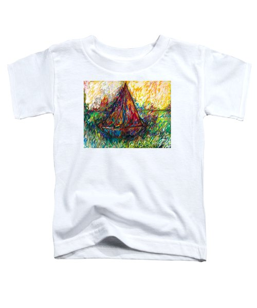 Ship In Color Toddler T-Shirt