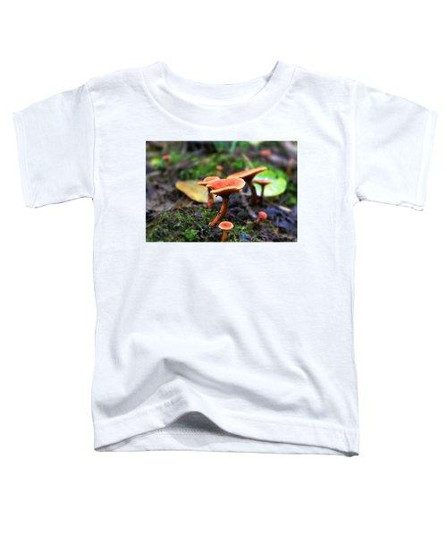 Shrooms Toddler T-Shirt