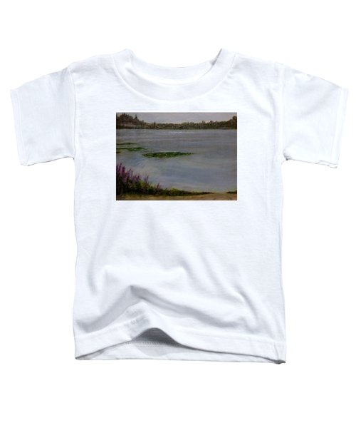 Silver Lake During The Wildfires Toddler T-Shirt