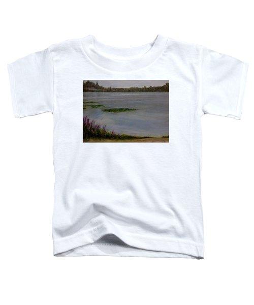 Silver Lake Toddler T-Shirt