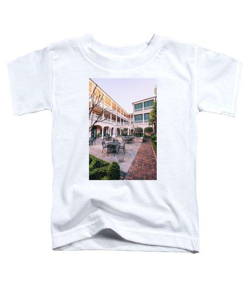 Sippin' Sweet Tea Toddler T-Shirt