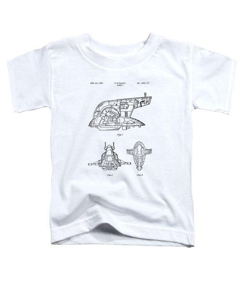 Slave I Toddler T-Shirt