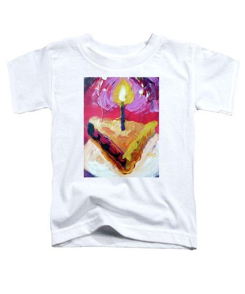 Slice Of Pie Toddler T-Shirt