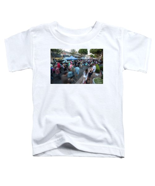 Slo Farmers Market Toddler T-Shirt