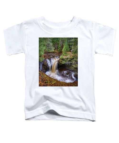 Snake Pit Falls Toddler T-Shirt