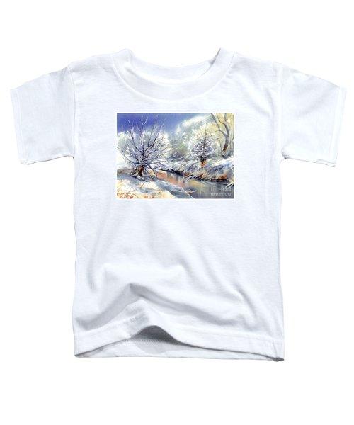 Snow Flurry Toddler T-Shirt