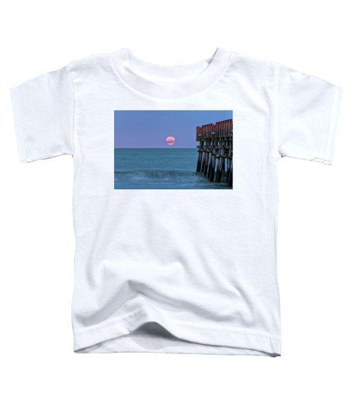 Snow Moon Toddler T-Shirt
