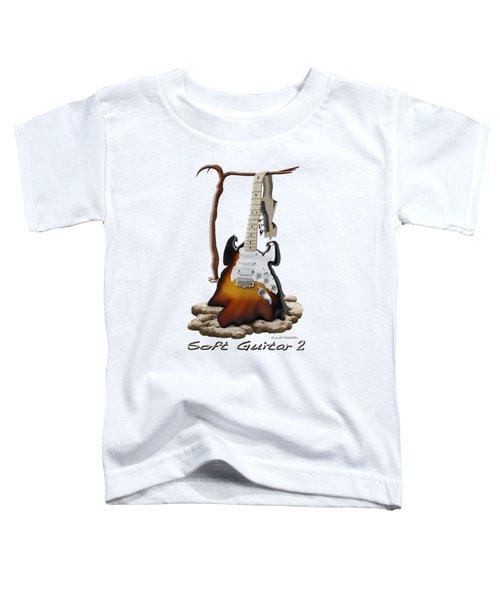 Soft Guitar 2 Toddler T-Shirt