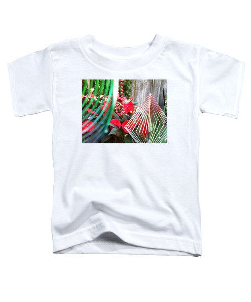 Something New In The Garden Toddler T-Shirt
