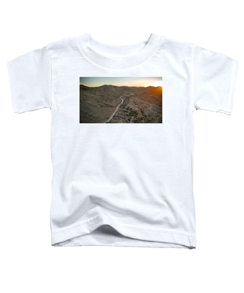 South Mountain Canyon Toddler T-Shirt