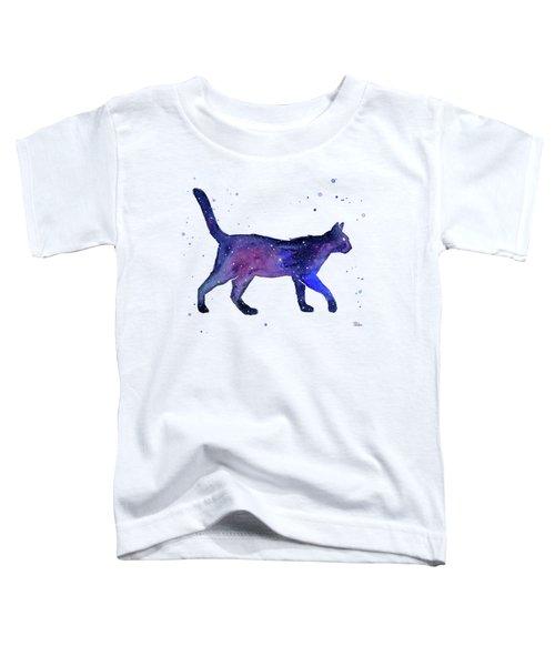 Space Cat Toddler T-Shirt