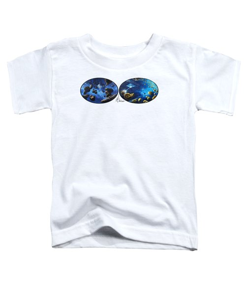 Spacestation Fifty Two Toddler T-Shirt