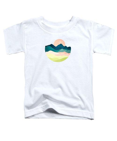 Spring Vista Toddler T-Shirt