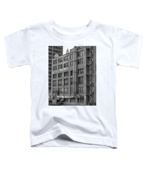Squares And Lines Toddler T-Shirt