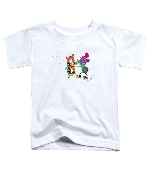 Steamboat Willie Toddler T-Shirt