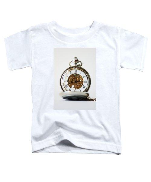 Studio. Pocketwatch. Toddler T-Shirt