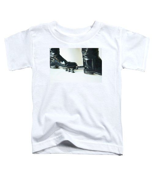 Studio. Boots And Boot Pull. Toddler T-Shirt