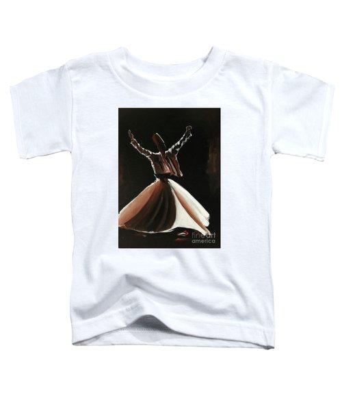 Sufi-s001 Toddler T-Shirt