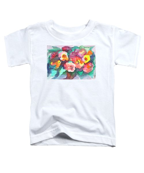 Summer Bouquet Toddler T-Shirt