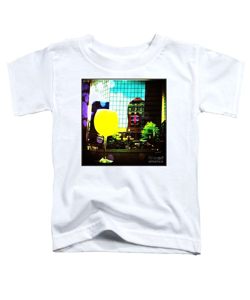Summertime Downtown Lexington  Toddler T-Shirt