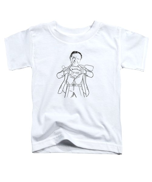 Super Dr. Now Toddler T-Shirt