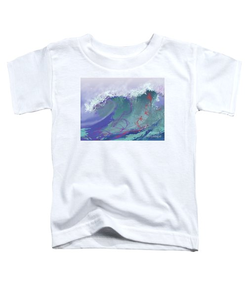 Surf's Up Toddler T-Shirt