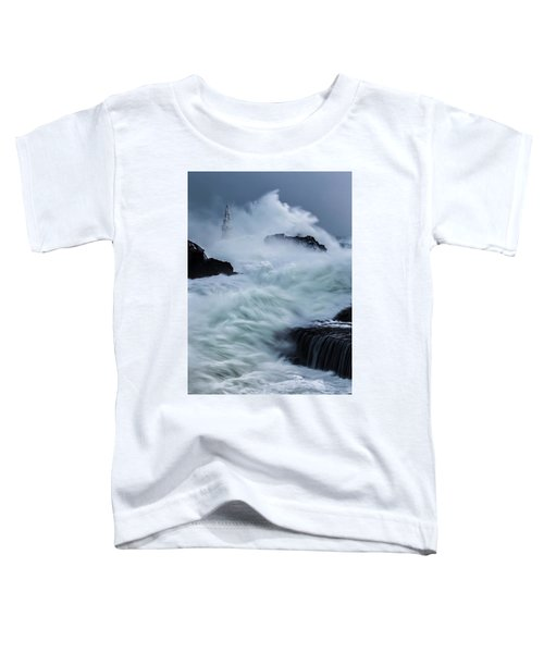 Swallowed By The Sea Toddler T-Shirt
