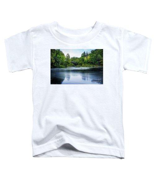 Swirling Dreams Toddler T-Shirt