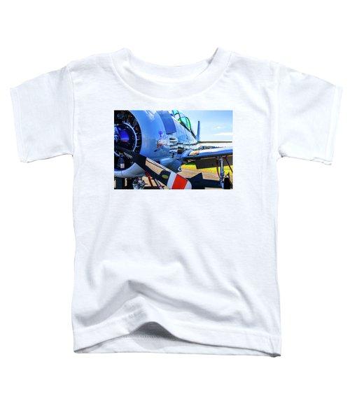 T-28b Trojan Banshee  Toddler T-Shirt