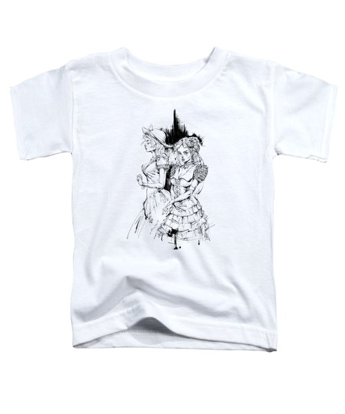 Tadeus Nymphology Toddler T-Shirt