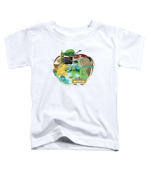 Take A Bite Toddler T-Shirt