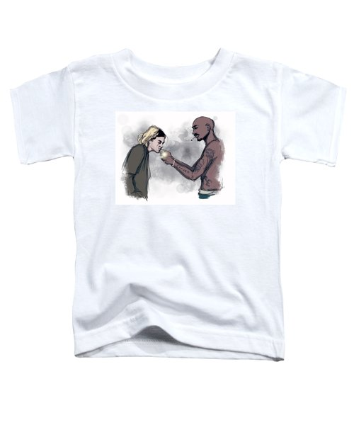 Teenage Angst Toddler T-Shirt